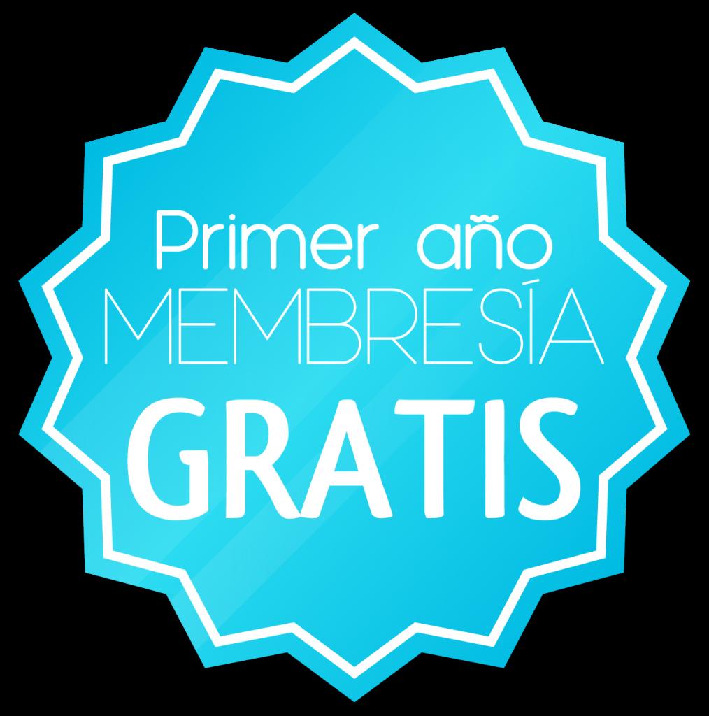 primer año gratis miembros